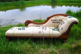 Coffee Sack Chaise Longue